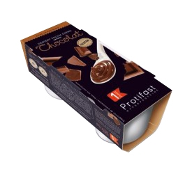 Pudink čokoláda 2x125g
