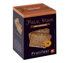 Tmavý chleba 5 ks v balení