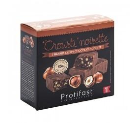 Tyčinka lískovo čokoládová 7 ks v balení